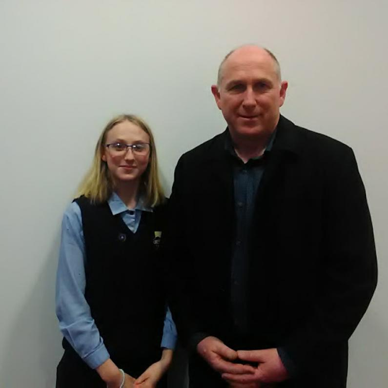 essay comp winner Sara Hall